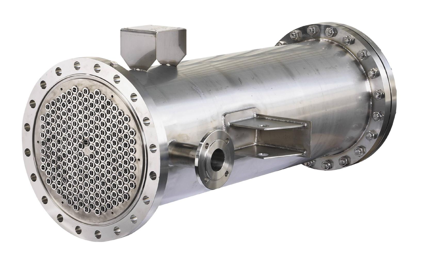 Теплообменники это теплообменник труба в трубе с одинаковыми площадями проходных сечений